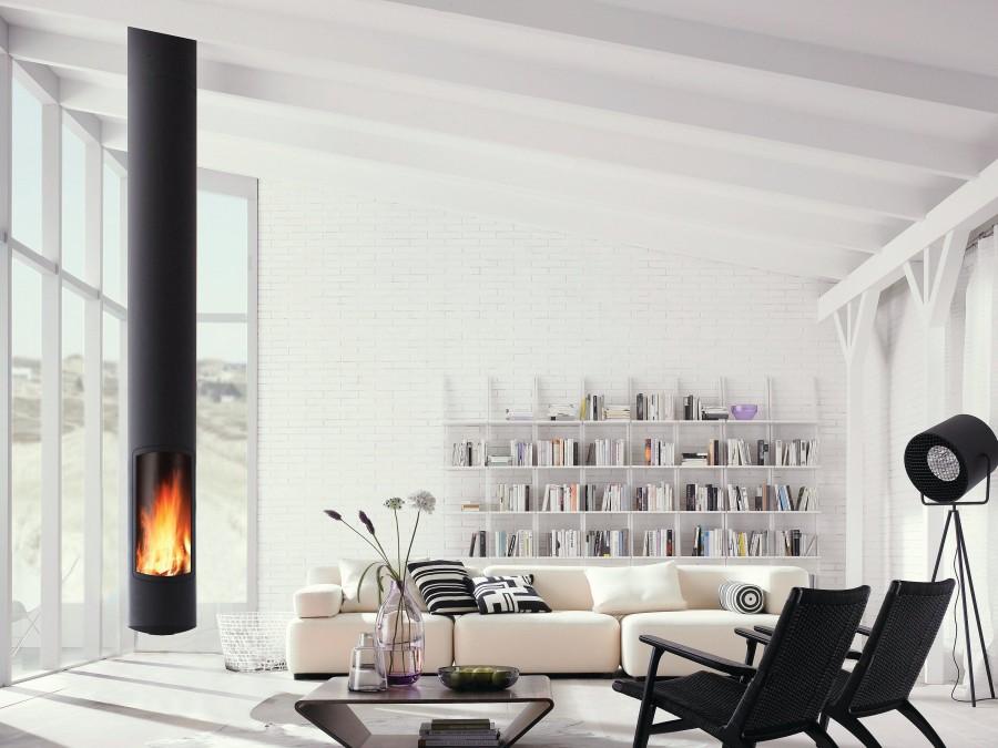 nouvelle chemin e focus le slimfocus actualit s steel diffusion chemin es et po les. Black Bedroom Furniture Sets. Home Design Ideas